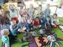 Koty rasy Main Coon w przedszkolu